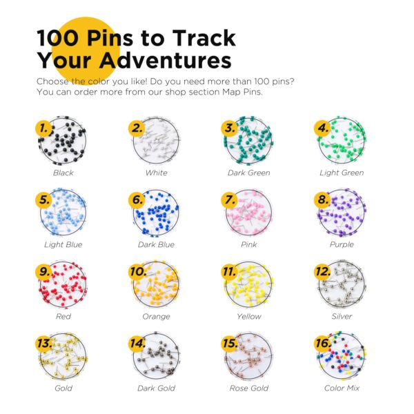 Tripmapworld-Pins-selection