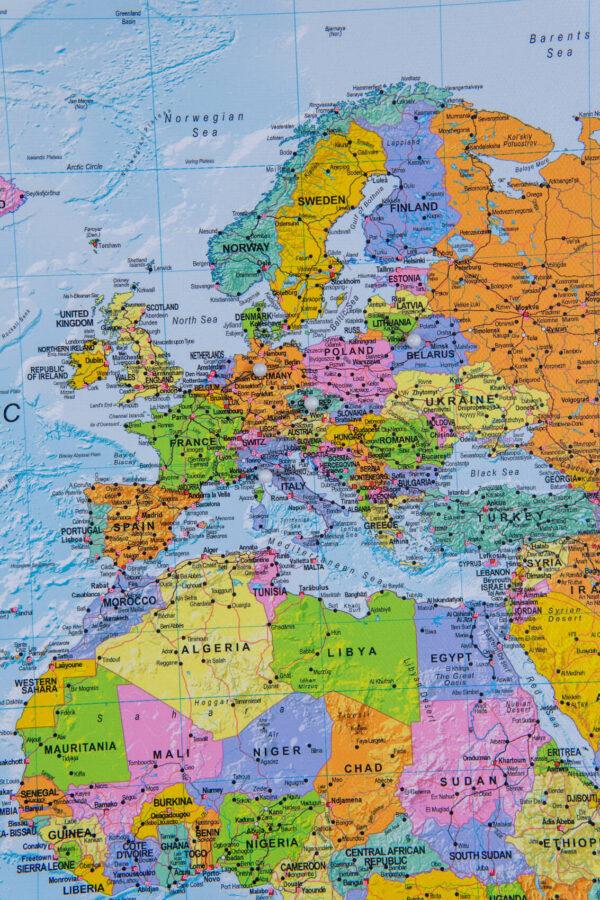 tripmapworld push pin map