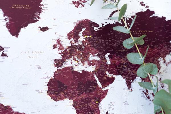 travel map online ideas