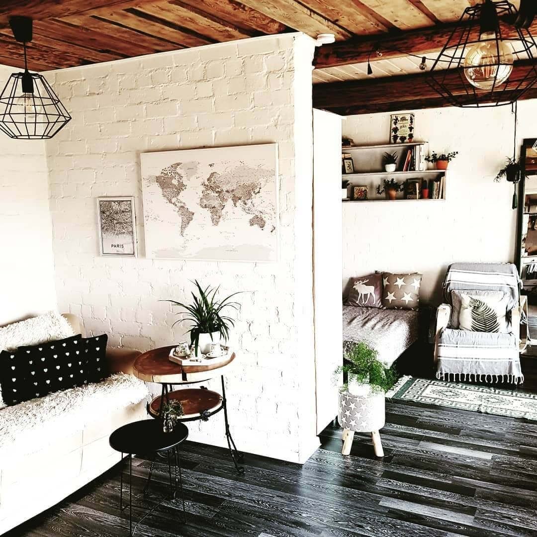 farmlife decor ideas map