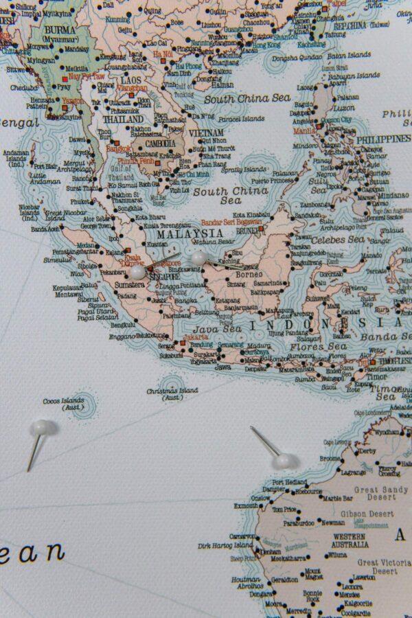 tripmapworld retro style map