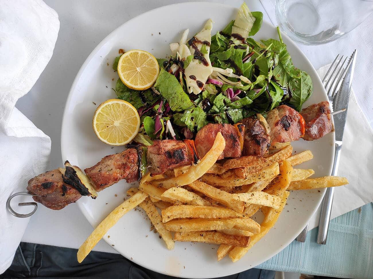greek cuisine recipes