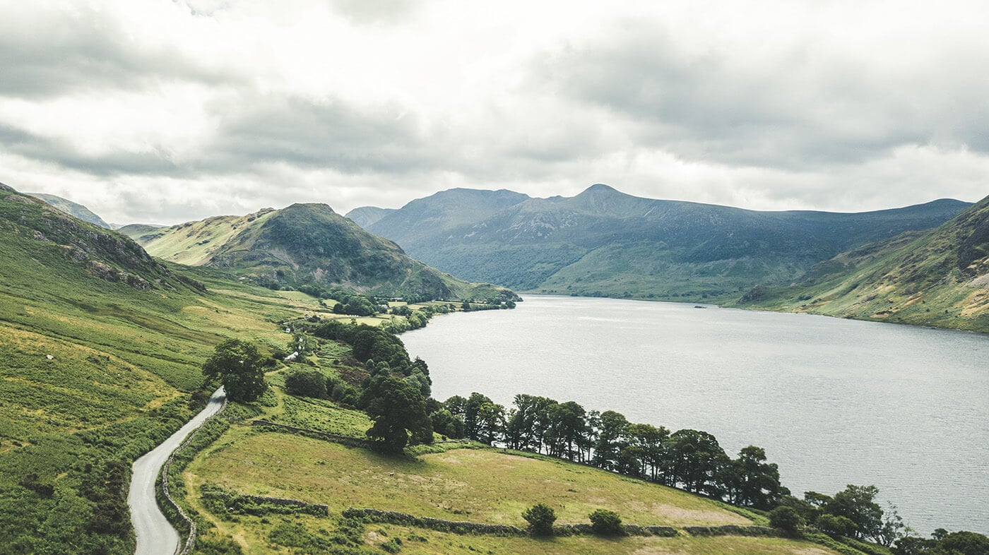 6-The Lake District National Park, Cumbria, England