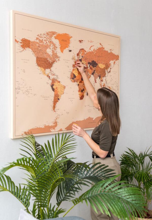 best-push-pin-world-map-tripmap-brown