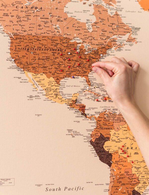 brown-push-pin-world-map-tripmapworld