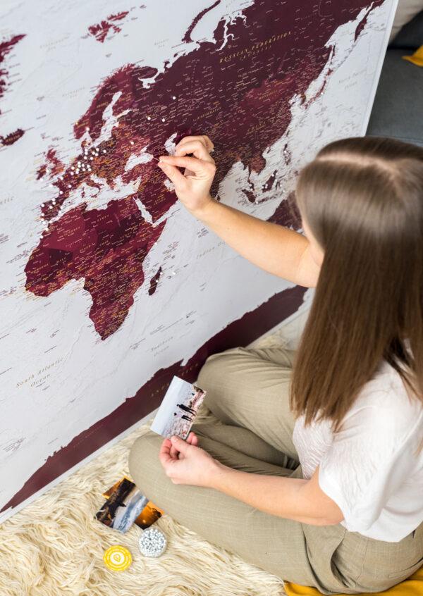 canvas-world-map-with-pins-burgundy-tripmapworld