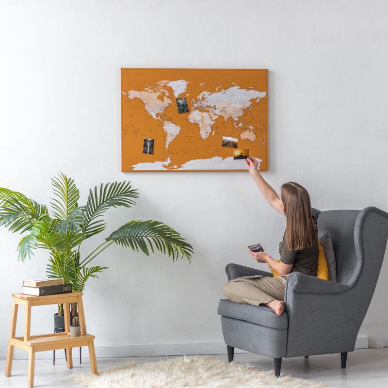 mustard-wmustard-world-map-push-pin-honeyorld-map-push-pin-honey