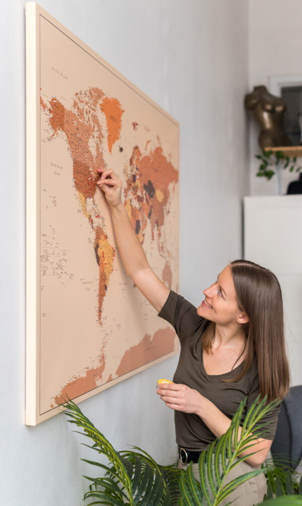 pinnable-personalized-world-map-canvas-brown