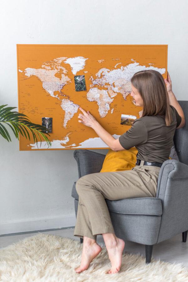 world-map-gift-push-pin-canvas-honey-mustard