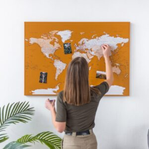 world-map-to-track-travelers-with-cities-honey