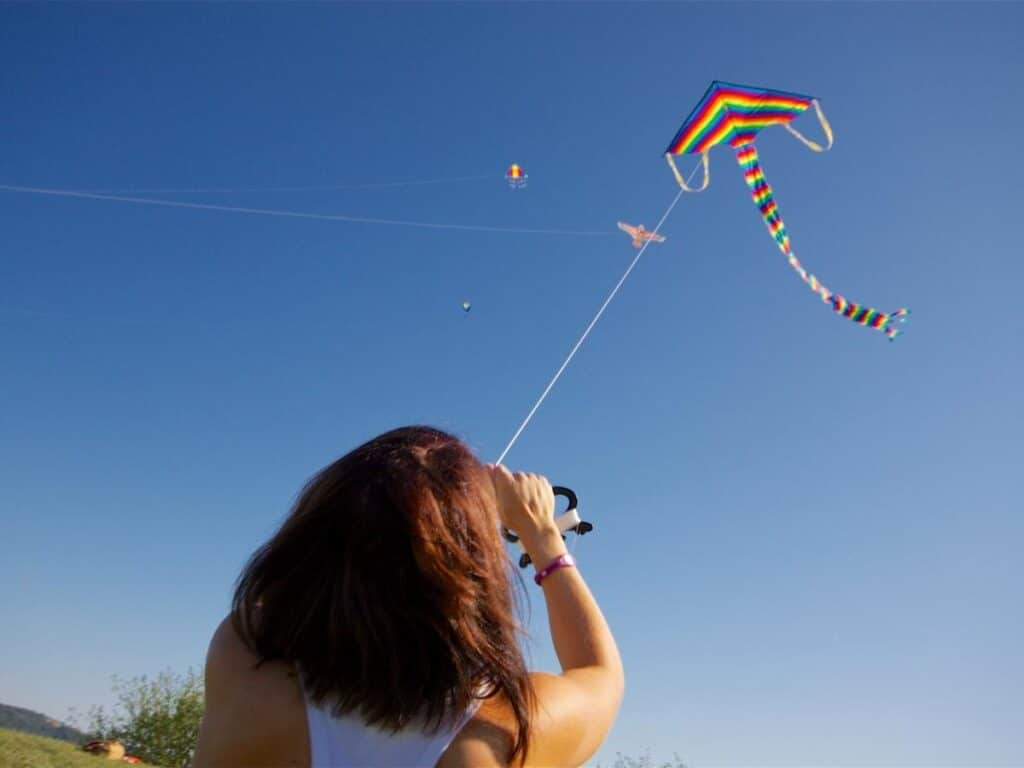 fly a kite Summer Bucket List